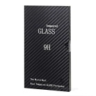 Tempered Glass Screen Protector for Samsung Galaxy S7 Edge -Silver