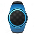 OURSPOP B20 Watch Style BT V2.1 Universal Mini Speaker - Black + Blue
