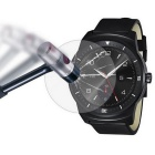 Protective Tempered Glass Film for LG G Watch R - Transparent