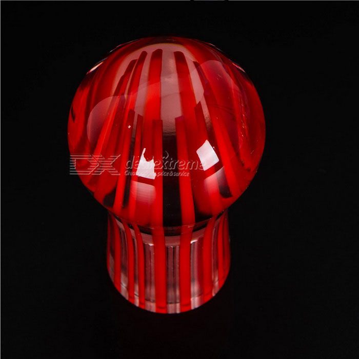 Practical Car Shift Gear Stick Knob - Red