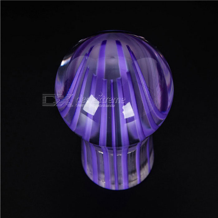 Practical Car Shift Gear Stick Knob - Purple