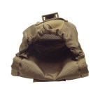 Outdoor Activitives Nylon Hanging Bag - Tan