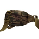 677 Outdoor Cycling Nylon Shoulder Chest Bag - Multicam Tropic (20L)