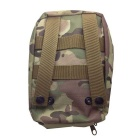 Outdoor Multifuncional Medical cintura Bag - Camouflage Floresta