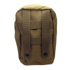 Outdoor Multifunctional Medical Waist Bag - Tan