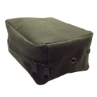 Multifuncional Outdoor cintura Medical Bag - Green Army