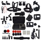 Ourspop GP-K14 Accessories Set for GoPro Session HERO4 /3+ /3 /2 /1
