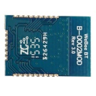 WeBee B-0002 TI CC2541 Bluetooth V4.0 Wireless Module - Blue + Black