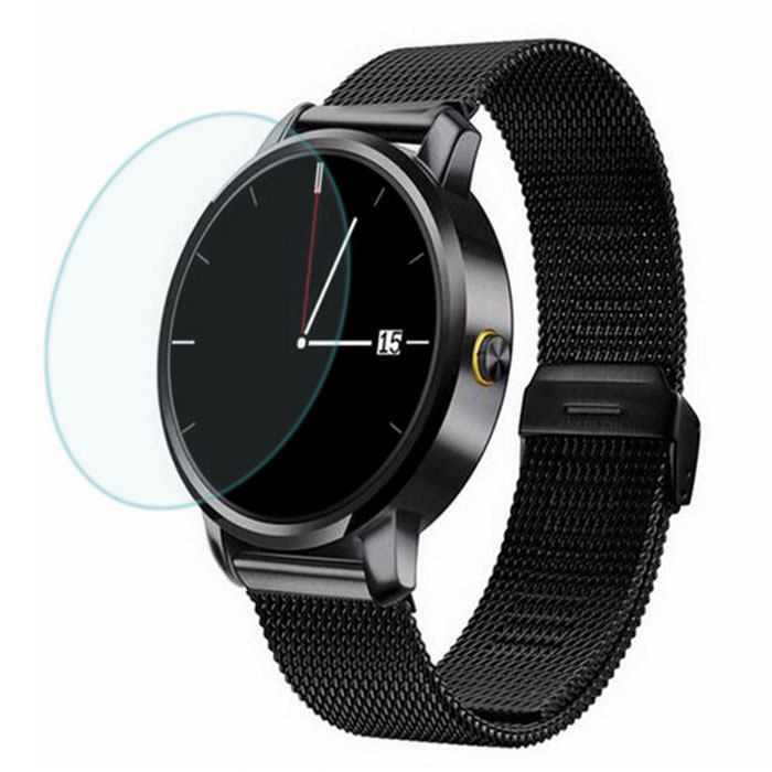 Protective Tempered Glass HD Film for Huawei Watch - Transparent