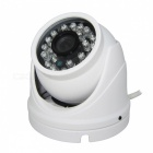 HOSAFE 2MD4P 1080P POE Cámara IP Dome Exterior - Blanco (US Plugs)