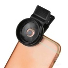 12.5X Macro Lens with Universal Clip for Cellphones - Black