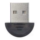 Bluetooth V2.0+EDR, Class 1 / 2 / 3 Mini USB2.0 Adapter - Black
