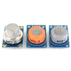 Common Gas Sensor Module Kit w/ MQ-2 / MQ-3 / MQ-7 for Arduino