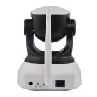 VESKYS C7824WIP Wireless Wi-Fi IP Camera - White + Black (UK Plug)