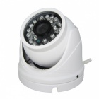 HOSAFE 13MD4P 960P POE Outdoor Dome IP Camera - White (US Plug)