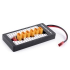 2S-6S Lipo Parallel Charging Board TX60 Plug - Yellow