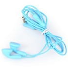 REMAX 301 In-ear Music Earphones with Microphone - Blue