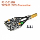 Walkera F210-Z-27 Spare Part TX5825(FCC) Transmitter for F210 - Black