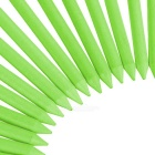 "TOURLOGIC 3 1/4"" Wooden Golf Tees Set - Grass Green (100 PCS / L)"
