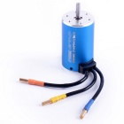 3100KV Brushless Sensorless Engine Motor -Blue+ Silver