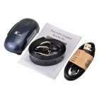 LK100 rechargeables Animaux GSM GPS Tracker w / Animaux Collar - Bleu Saphir