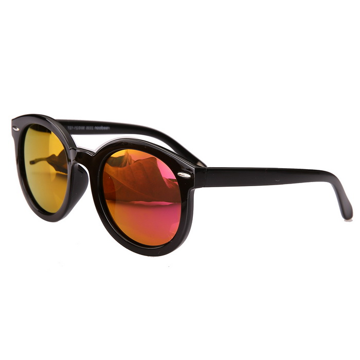 Reedoon 2335 Outdoor Sports Polarized Sunglasses - Black + Purple