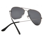 Reedoon 1059 UV400 Protection Polarized Sunglasses - Gun Color + Grey