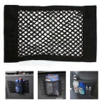 High Elastic Convenient Practical Car Storage Net Bag Organizer