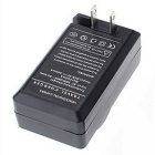 LPE17 Digital Camera Battery Charger - Black (US Plugss)