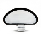 Qook Car Adjustable Wide Angle Auxiliary Rear View Blind Spot Mirror