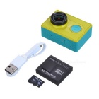 Xiaomi Xiaoyi 1080p 16MP Sports Camera w / Wi-Fi, BT - Green (16GB TF)