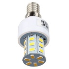 330lm 24-SMD 5730 LED 360-Degree Beam Angle Corn Lamp Light
