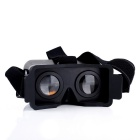 VR-1688B DIY Virtual Reality 3D Glasses IPHONE 6 / 6 Plus - Black