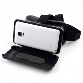 """VR-1688C Large Size 3D Video Glasses for 4.3~6.3"""" Android iOS Phone"""