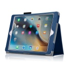 Professional Protective PU Leather Case for IPAD PRO 9.7'' - Dark Blue