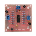 7 * PCB 7cm, 5cm Espacement LED, avec 3 Power Interface
