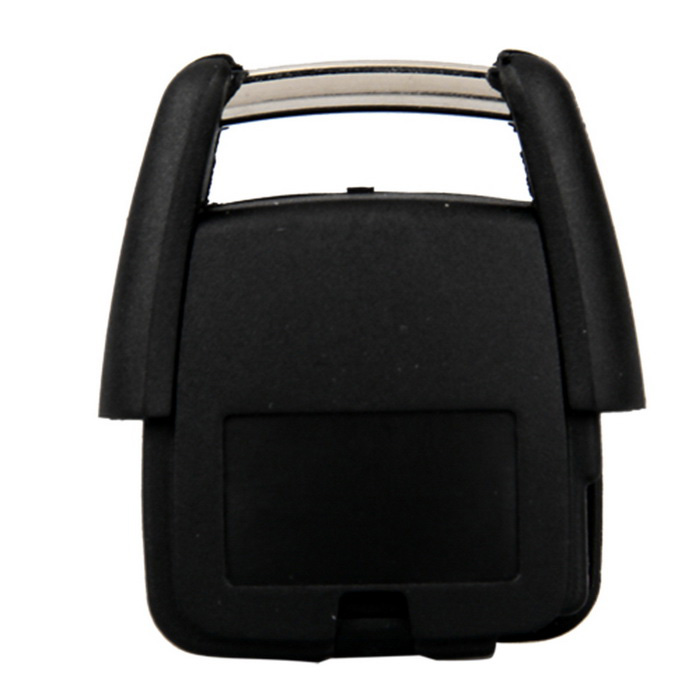Qook Entry Key Fernbedienung Fob Shell Case 3 Button für VW - Schwarz