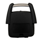 Qook Entry Key Remote Fob Shell Case 3 Button for VW - Black