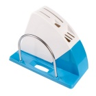 YWCA Couteaux de cuisine Chopping Block Storage Holder Rack - Bleu