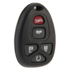 Qook Replacement Keyless Entry Remote Key Fob Shell Case w/ 5 Button