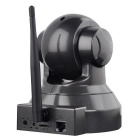 VESKYS C37A HD Wi-Fi Security Surveillance IP Camera - Black (UK Plug)