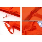 Jacket AoTu AT9017 Outdoor Survival vida com Whistle - Orange Red