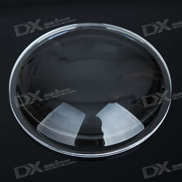 99mm Replacement Glass Lens for Flashlights