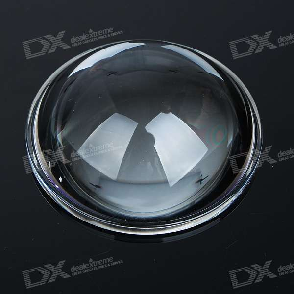 75mm Optical Glass Lens for Flashlight/Spot Light