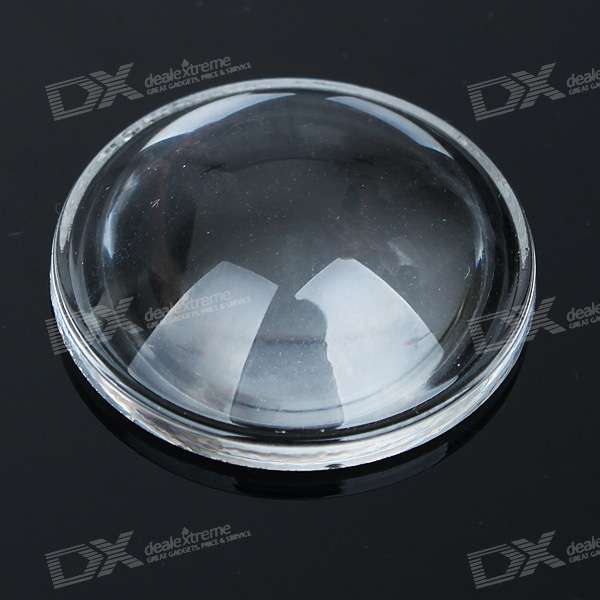 30mm Optical Glass Lens for Flashlight/Spot Light