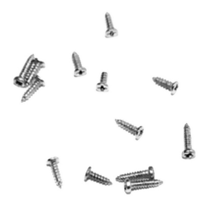 Hubsan H107C+-05 Screw Pack for Hubsan H107C+ - Silver