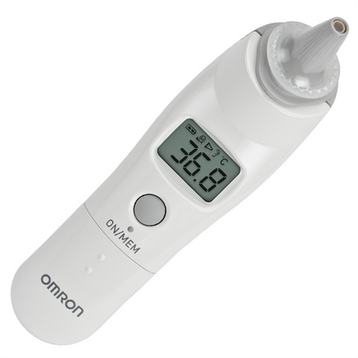 omron MC -523 Ohrthermometer - weiß