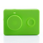 Camera Silicone Protective Case for Xiaomi Xiaoyi - Green