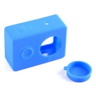 Camera Silicone Protective Case for Xiaomi Xiaoyi - Blue