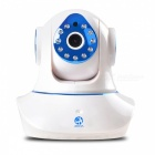 JOOAN 770MR-W Wireless Wi-Fi IP Camera - White + Blue (US Plug)
